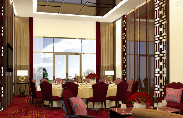 Chinese Restaurant - Private Room