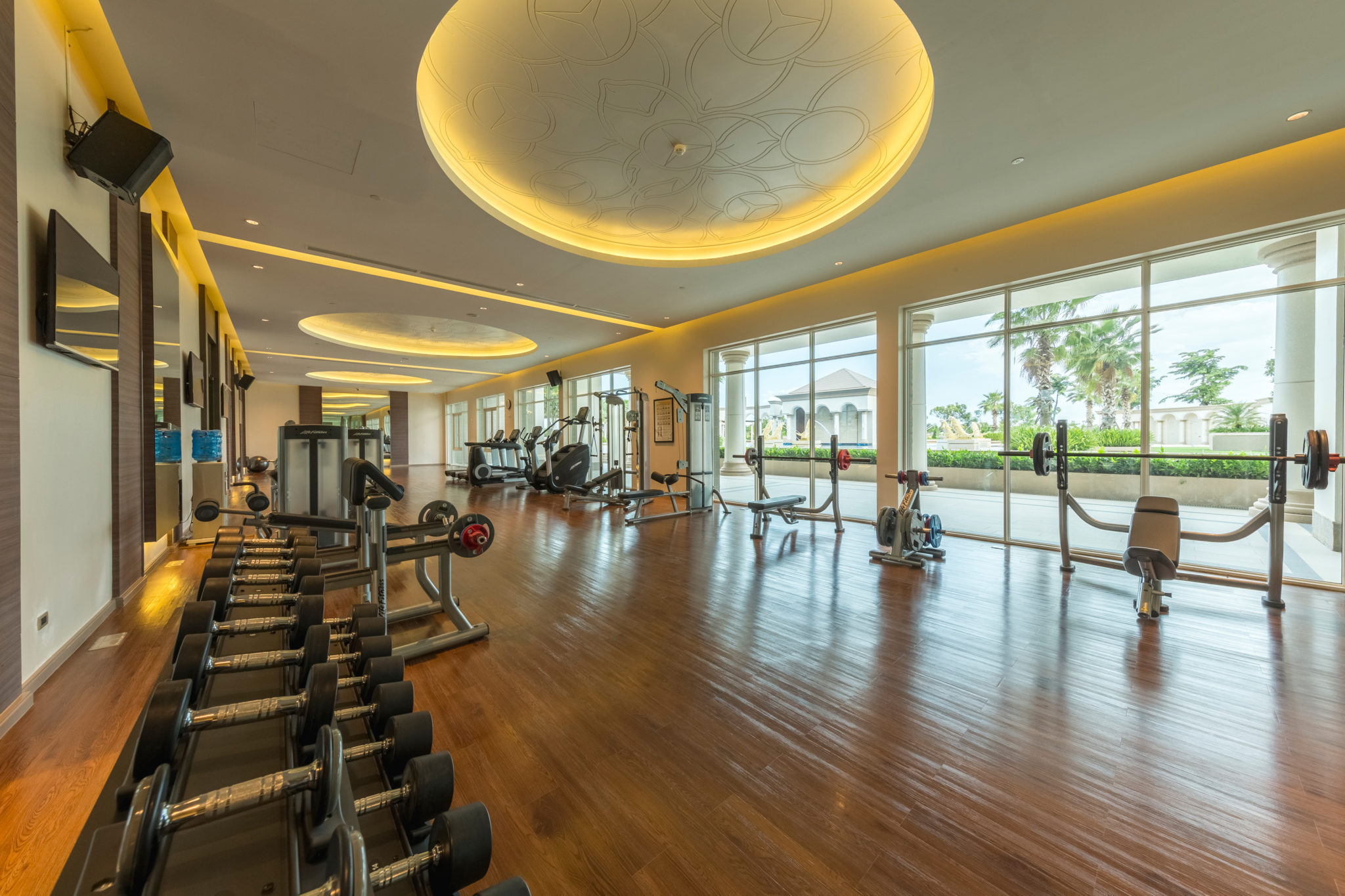 Spa fitness centre garden city hotel phnom penh